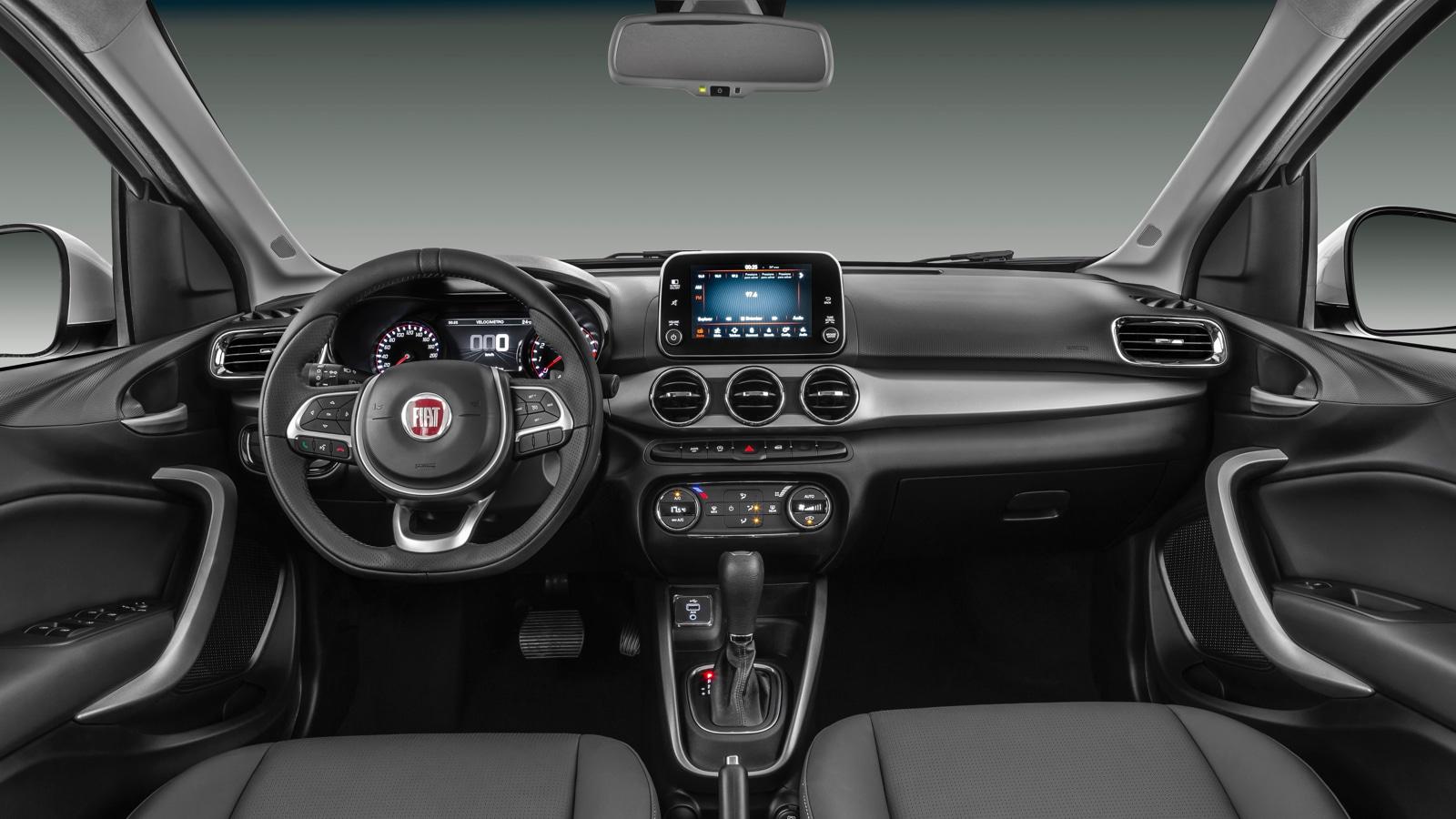 Nieuwe Fiat Argo 2021: prijs, motorisatie, gegevensblad en fotos
