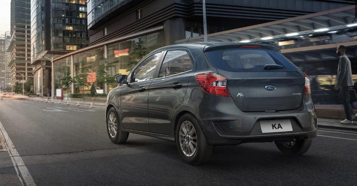 Ford KA 2021: prijs, verbruik, FOTOS, gegevensblad