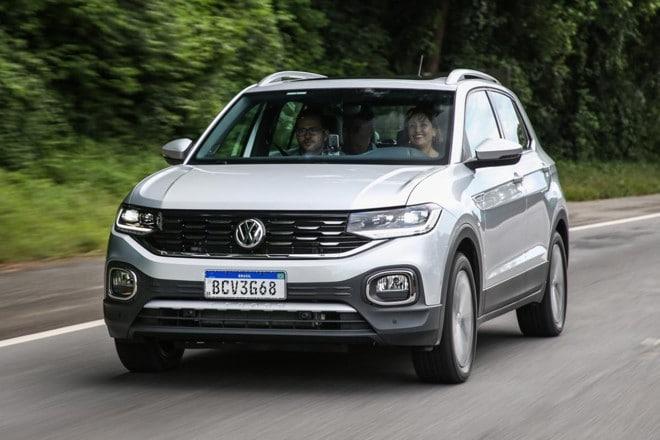 Volkswagen T-Cross 2021: prijs, fotos, versies en gegevensblad