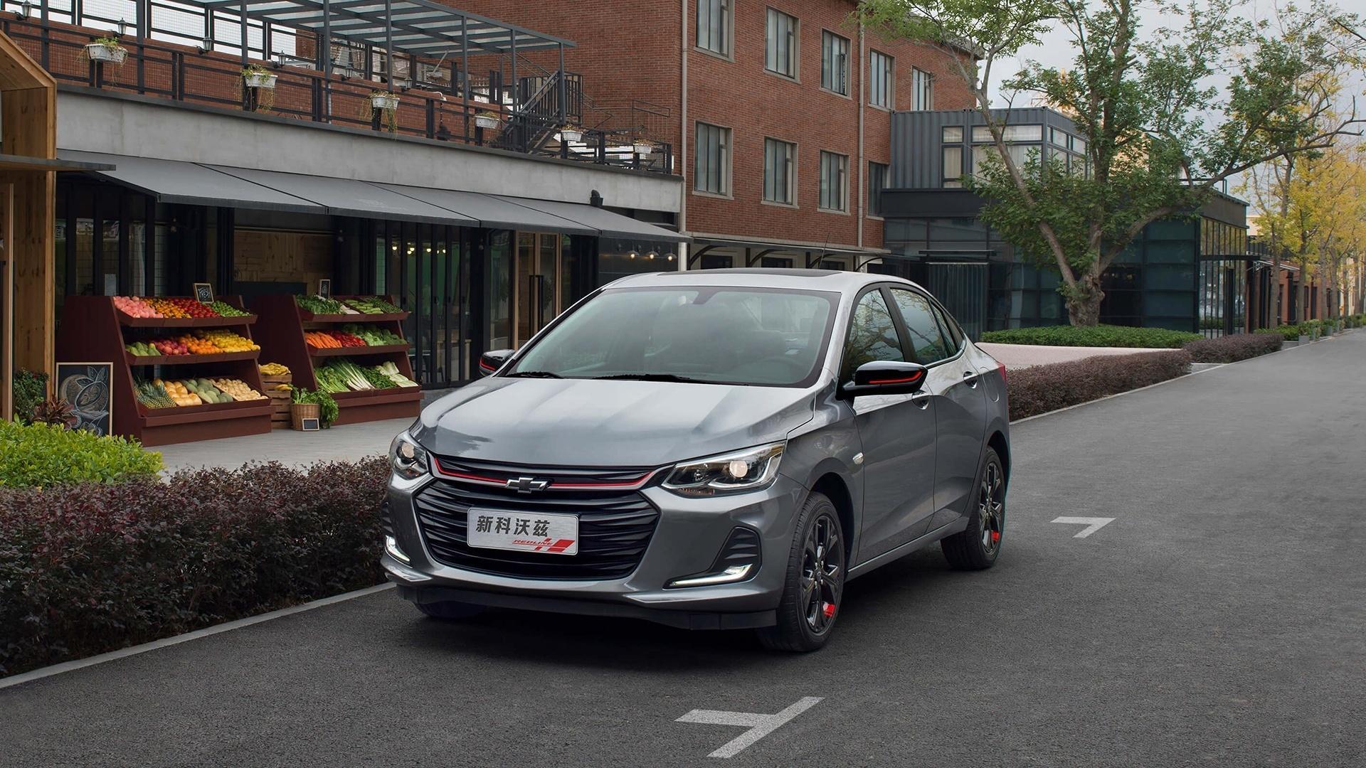 Chevrolet Onix Sedan 2021: prijs, verbruik, FOTOS, gegevensblad