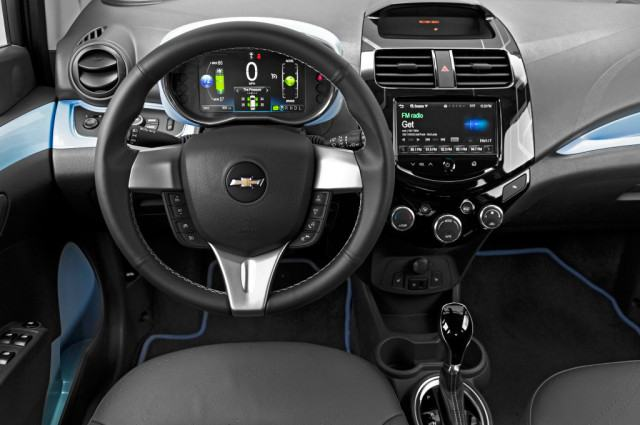 Chevrolet Spark 2021: prijzen, fotos, verbruik, serie-items