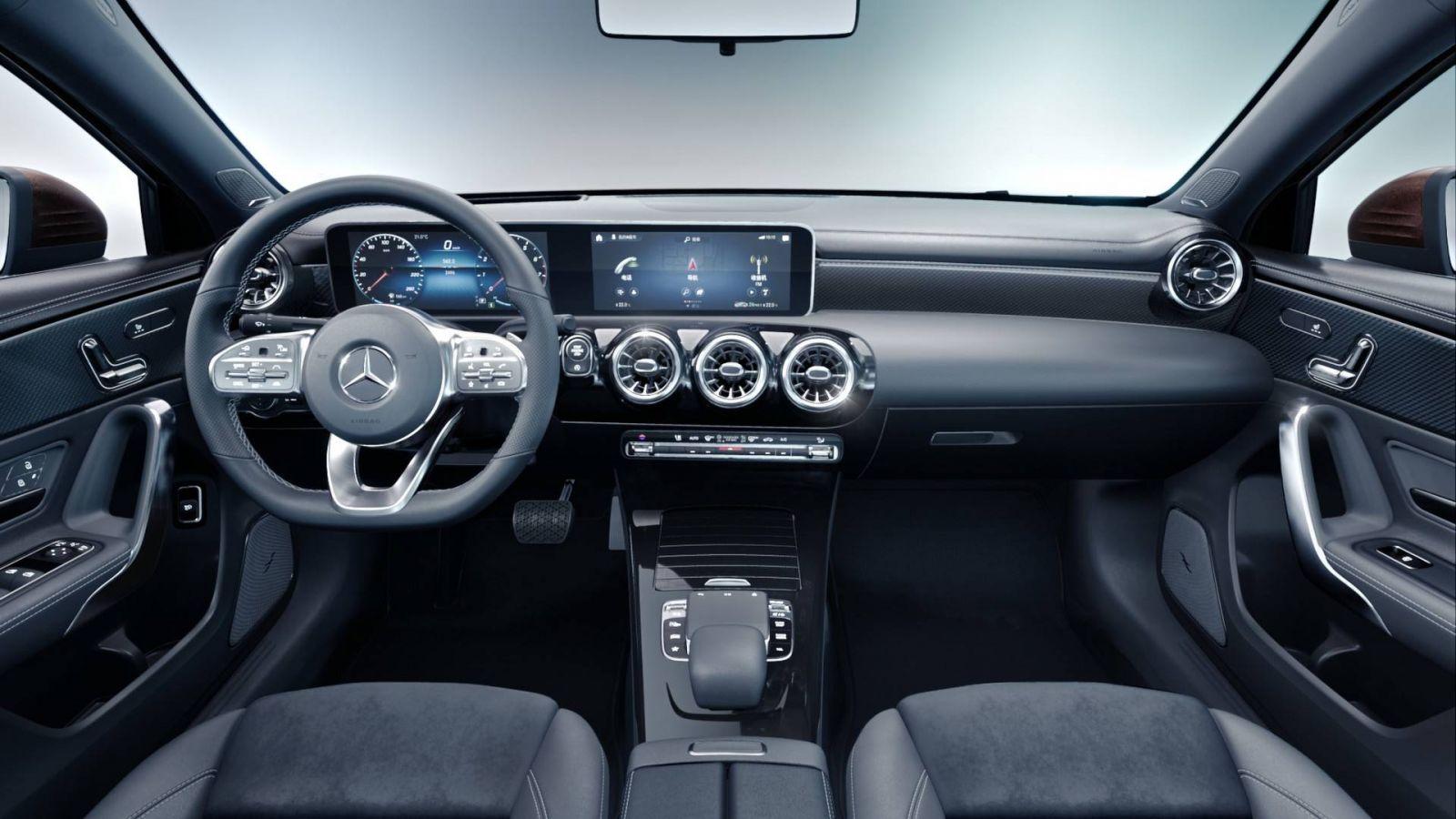 Mercedes-Benz A-Classe Sedan 2021: prijs, verbruik, FOTOS, gegevensblad