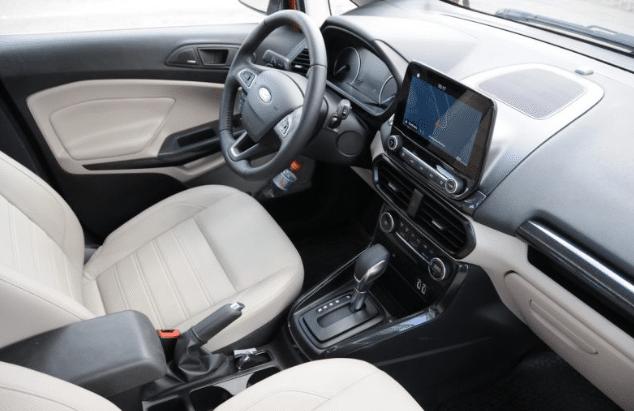 Ford Ecosport Titanium 2021: prijs, versies, verbruik, specificaties