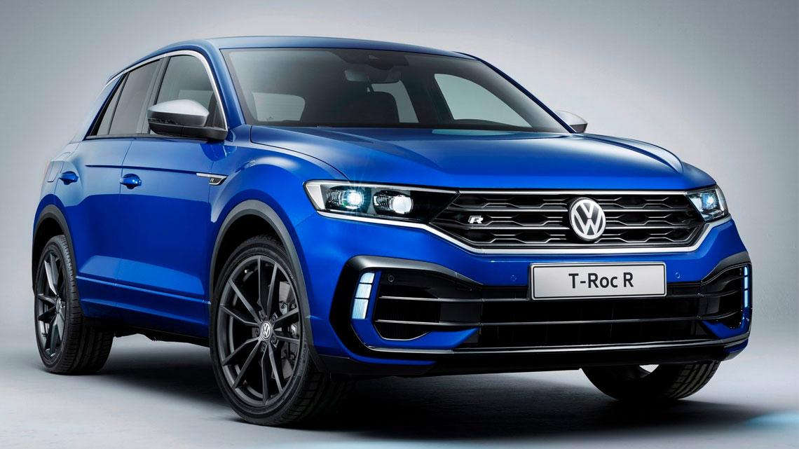 Volkswagen T-Roc 2021: Prijs, FOTOS, Verbruik, Gegevensblad