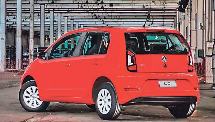 VW UP 2021: Prijs, FOTOS, Verbruik, Gegevensblad