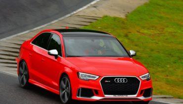 Nieuwe Audi RS3 2021: prijs, specificaties, foto's