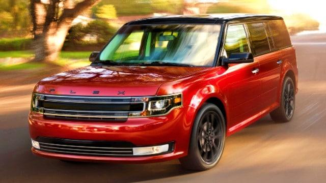 Ford Flex 2021: specificaties, prijs, releasedatum