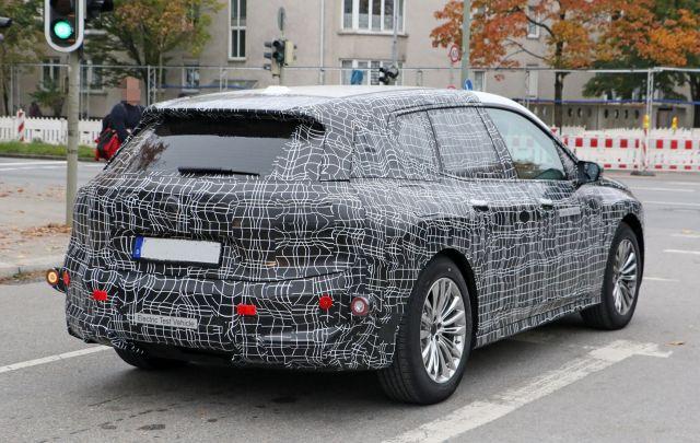 BMW iX5 2021: technische gegevens, prijs, releasedatum