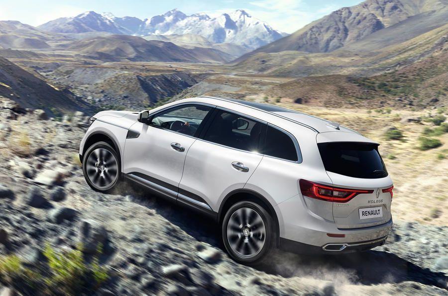 Nieuwe Renault Koleos 2021: foto's, prijs en interieur van de lancering