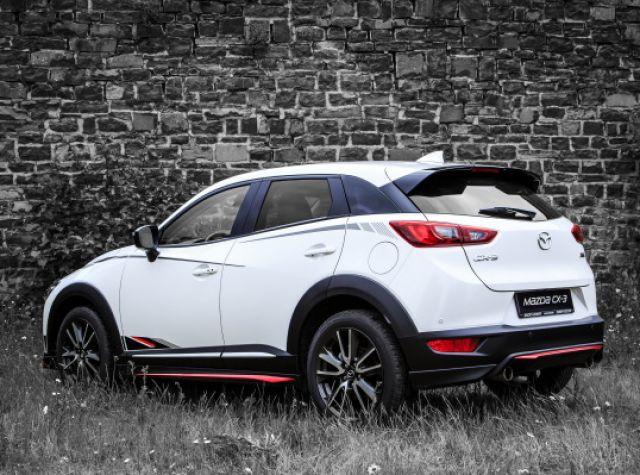 Mazda CX-3 2021: specificaties, prijs, releasedatum