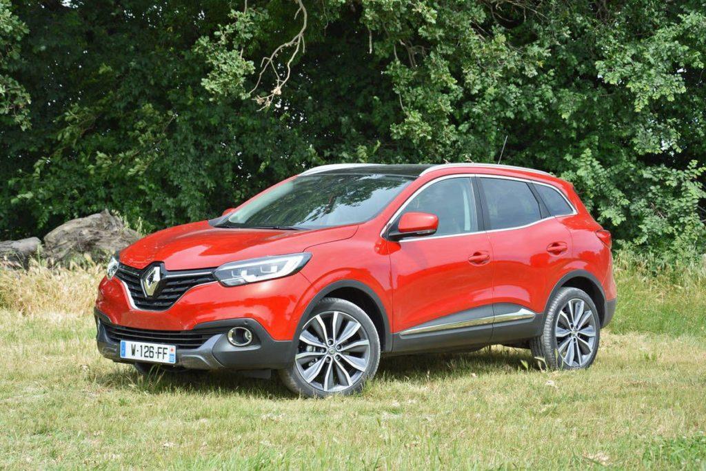 Nieuwe Renault Kadjar 2021: prijs, foto's, specificaties