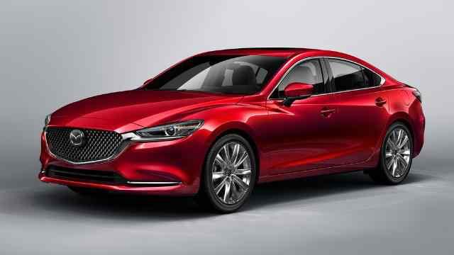 Nieuwe Mazda 6 2021: prijs, foto's, specificaties