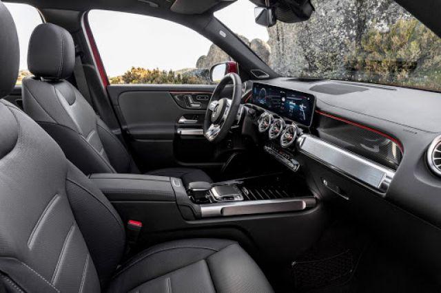 Mercedes AMG GLB 2021: technische gegevens, prijs, releasedatum
