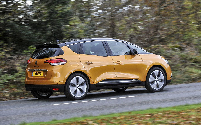 Nieuwe Renault Scenic 2021: prijsvergelijking, online kopen