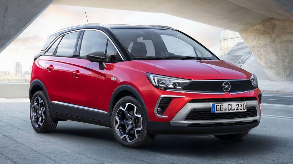 Opel Crossland 2021: technische gegevens, prijs, releasedatum