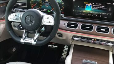 Mercedes-AMG GLS63 2021: technische gegevens, prijs, releasedatum