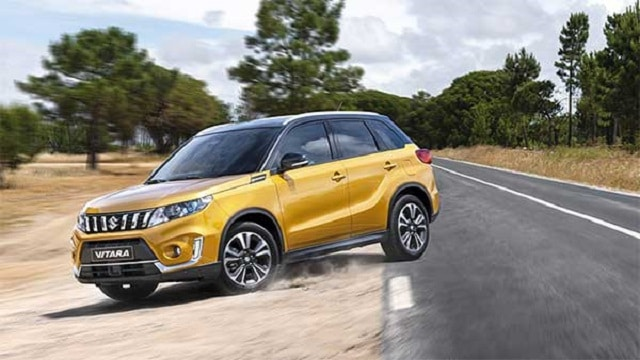 Suzuki Grand Vitara 2021: specificaties, prijs, releasedatum