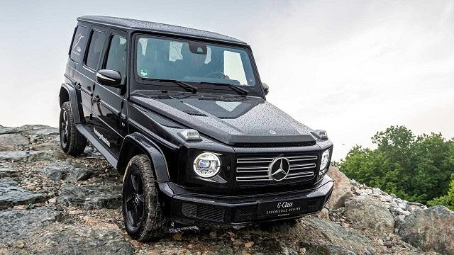 Mercedes Benz G-Klasse 2021: technische gegevens, prijs, releasedatum
