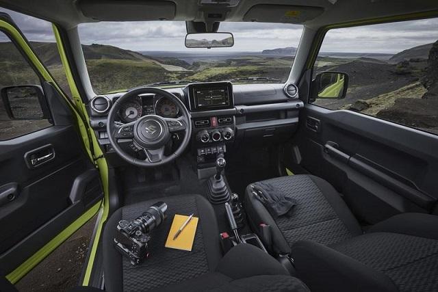 Suzuki Jimny 2021: specificaties, prijs, releasedatum