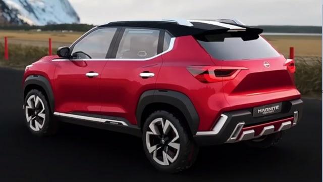 Nissan Magnite 2021: specificaties, prijs, releasedatum