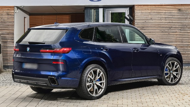 BMW X8 2022: technische gegevens, prijs, releasedatum