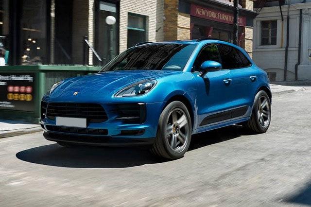 Porsche Macan 2022: technische gegevens, prijs, releasedatum