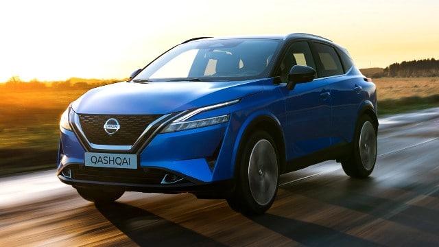 Nissan Qashqai 2022: specificaties, prijs, releasedatum