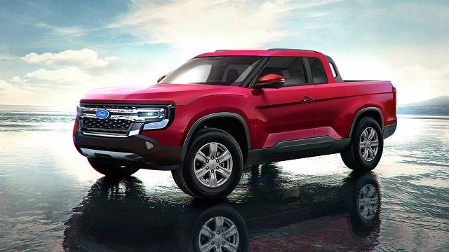 Ford Courier 2022: specificaties, prijs, releasedatum
