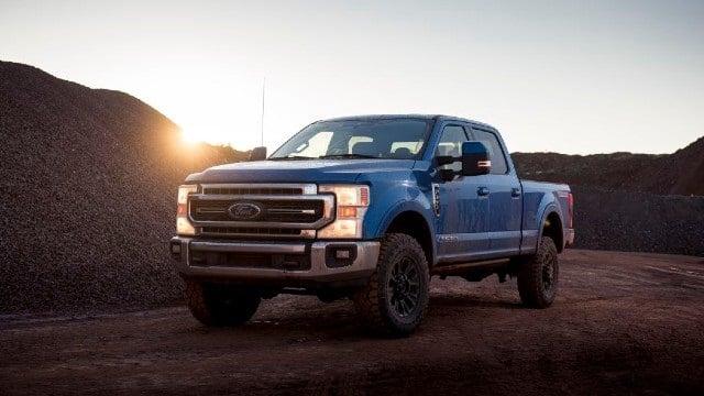 Ford F-250 2022: specificaties, prijs, releasedatum