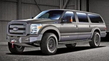 Ford Excursion 2022: specificaties, prijs, releasedatum