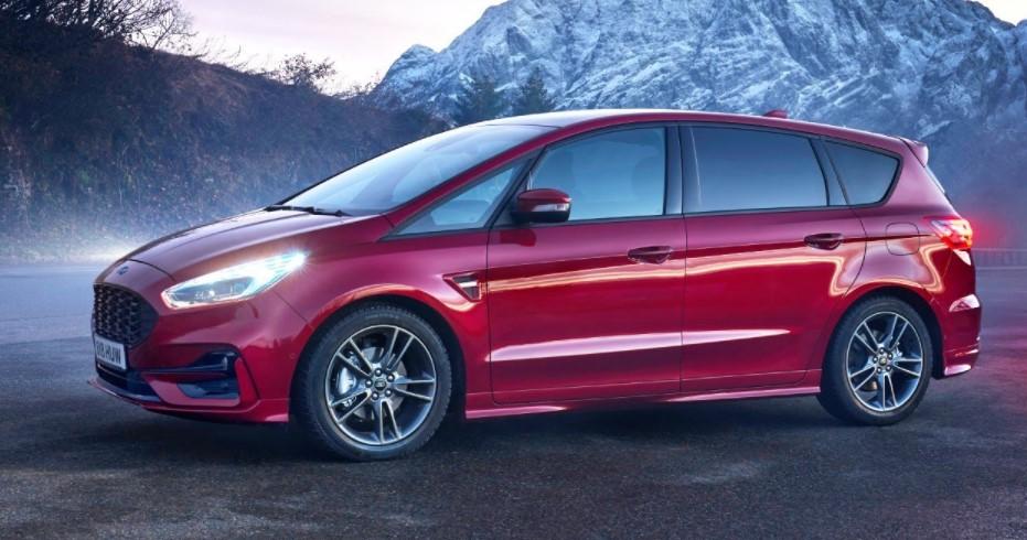 Ford Galaxy 2022: specificaties, prijs, releasedatum