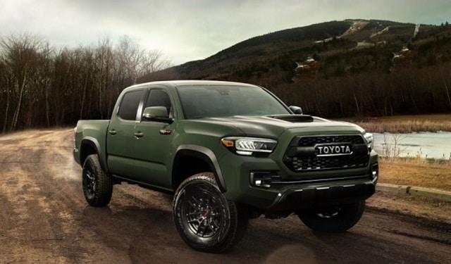 Toyota Tacoma 2022: specificaties, prijs, releasedatum