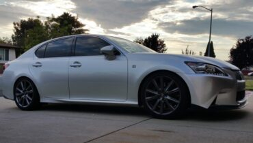 Lexus GS F 2022: specificaties, prijs, releasedatum