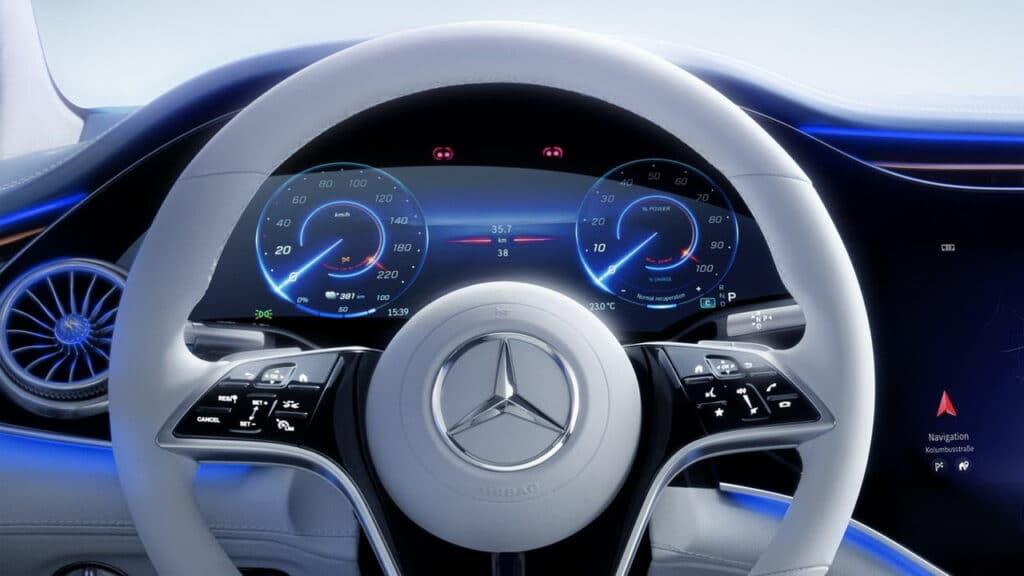 Mercedes-Benz EQS 2022: technische gegevens, prijs, releasedatum