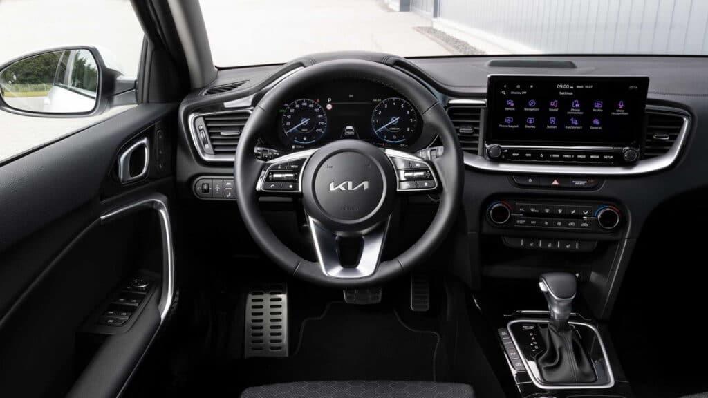 Kia Ceed 2022: specificaties, prijs, releasedatum
