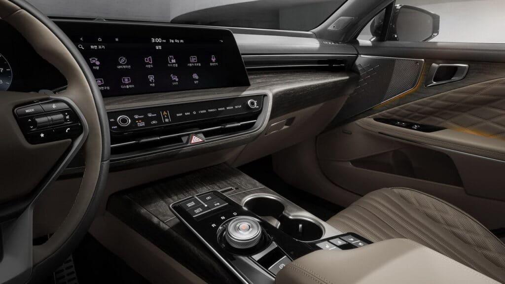 Kia K8 2022: specificaties, prijs, releasedatum