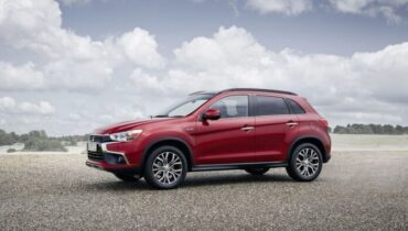 Mitsubishi ASX 2022: specificaties, prijs, releasedatum