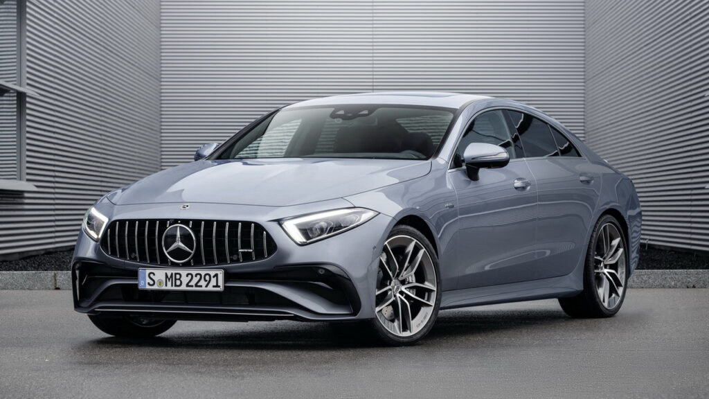 Mercedes-Benz CLS 2022: technische gegevens, prijs, releasedatum