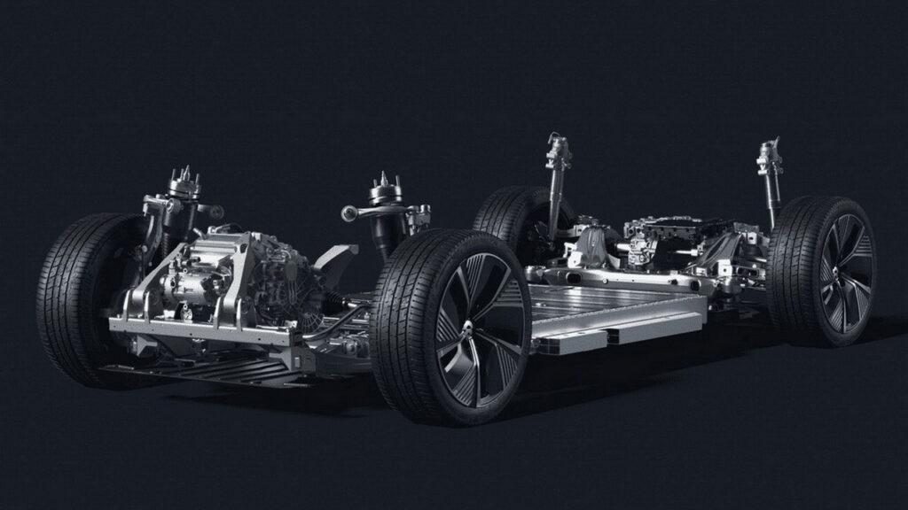 Nio ET7 2022: technische gegevens, prijs, releasedatum