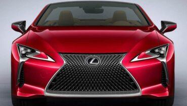 Lexus LC 2022: specificaties, prijs, releasedatum