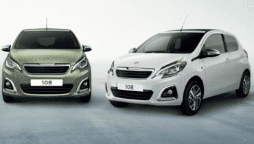 Peugeot 108 2022: technische gegevens, prijs, releasedatum
